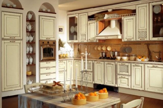 Kuchnia w stylu rustykalnym w SalonMeblowy net pl -> Kuchnia Drewniana Rustykalna