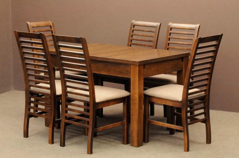 1 Zestaw Stół I Krzesła Na 12 Osób Salonmeblowynetpl