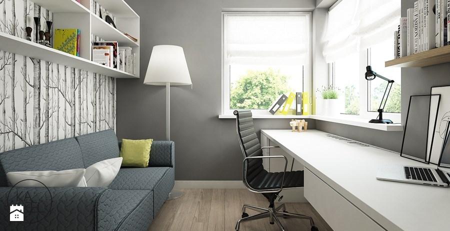 Jak Urządzić Biuro W Domu W Salonmeblowynetpl