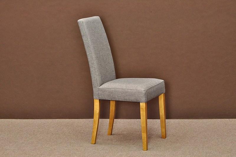 1 Krzesła Tapicerowane Drewniane Do Salonu Producent