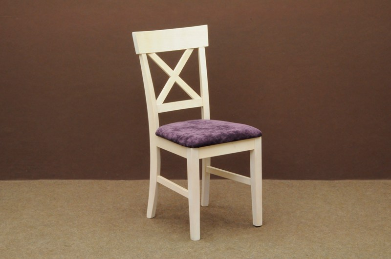 1. Krzesła drewniane Alex • .pl