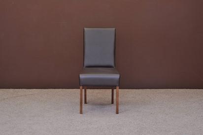 Krzesła CC1 - 4szt, kolor kasztan