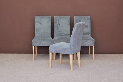Krzesła CC1 - 4szt, kolor buk
