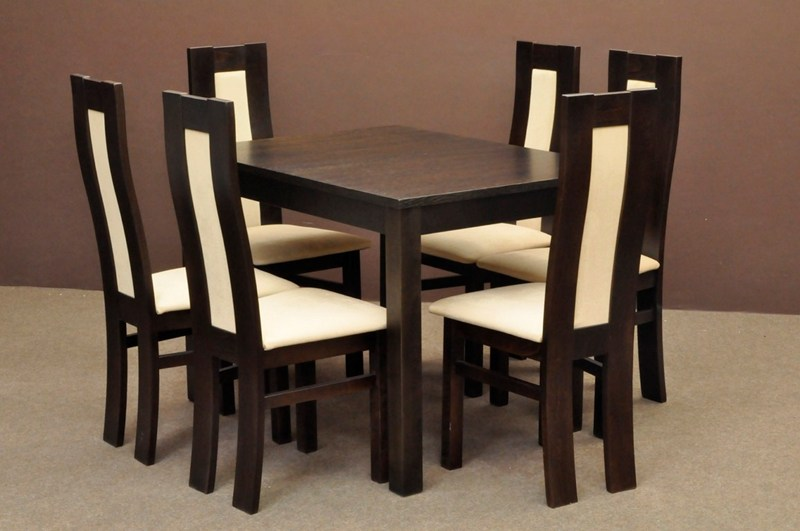 Zestaw Stół I Krzesła Z144 Salonmeblowynetpl