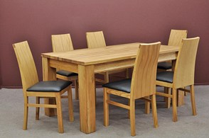 Stoły I Krzesła Dębowe Salonmeblowynetpl