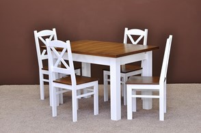 1. Zestaw stół i krzesła Z70 • .pl